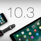Lanzamiento de iOS 10.3 para iPhone e iPad