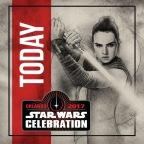 Hoy Comienza STAR WARS CELEBRATION en Orlando.