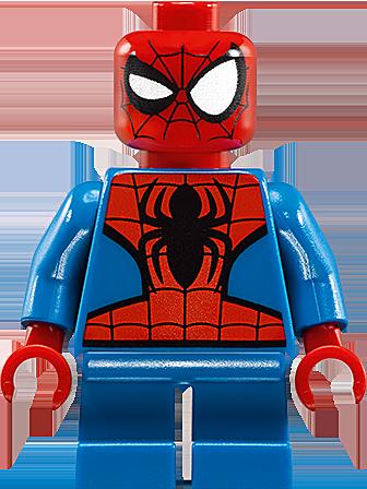 Spider-man lego