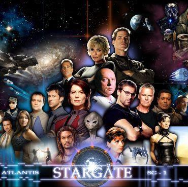 Stargate SG1 y Atlantis
