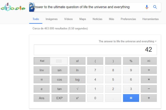 google 42