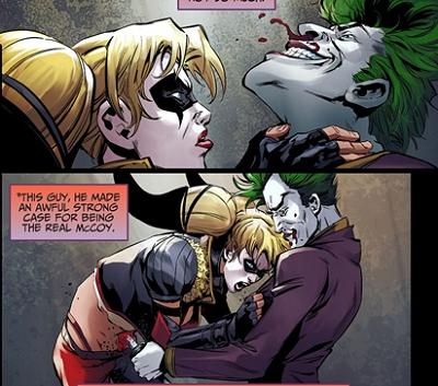 Harley y Joker