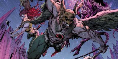 Hawkman-Hawkgirl-CW-Universe