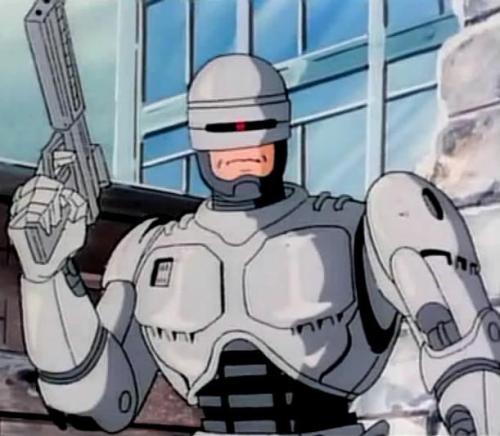 RoboCopAnimated
