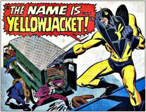 Hank YellowJAcket