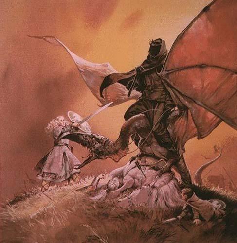 merry eowyn rey brujo
