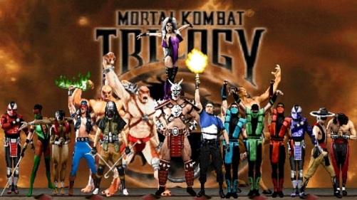 MK trilogy logo