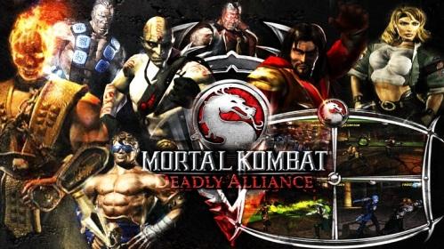Mortal Kombat Deadly Alliance saga