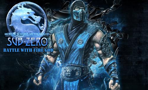 Mortal Kombat Mythologies Sub Zero 2