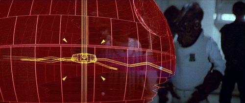 Star Wars planos