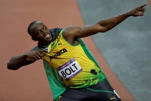London Olympics Athletics Mens