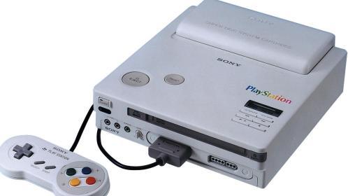 Nintendo Sony
