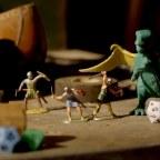 La historia de los Juegos de rol.