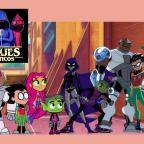 Podcast 92: Los Jóvenes Titanes de DC.
