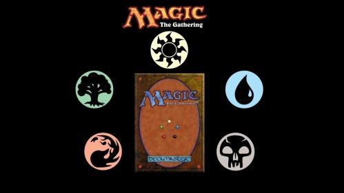 Magic logo carta