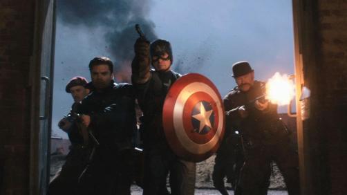 Capitán América 1
