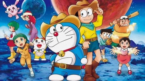 Doraemon-The-Hero-Pioneros-del-Espacio