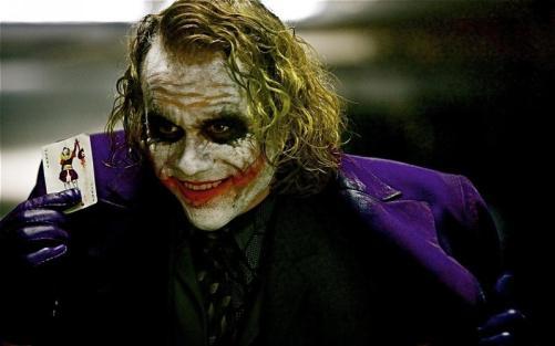 joker ledger
