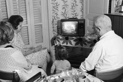 Alunizaje por TV