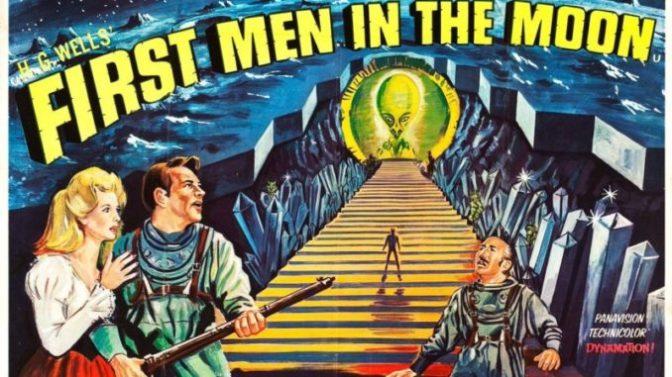 La gran sorpresa (1964) First men in the moon