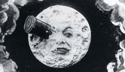 Un Viaje a la Luna Melies