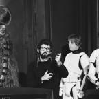 La complicada historia de cómo se filmó Star Wars (parte 3).