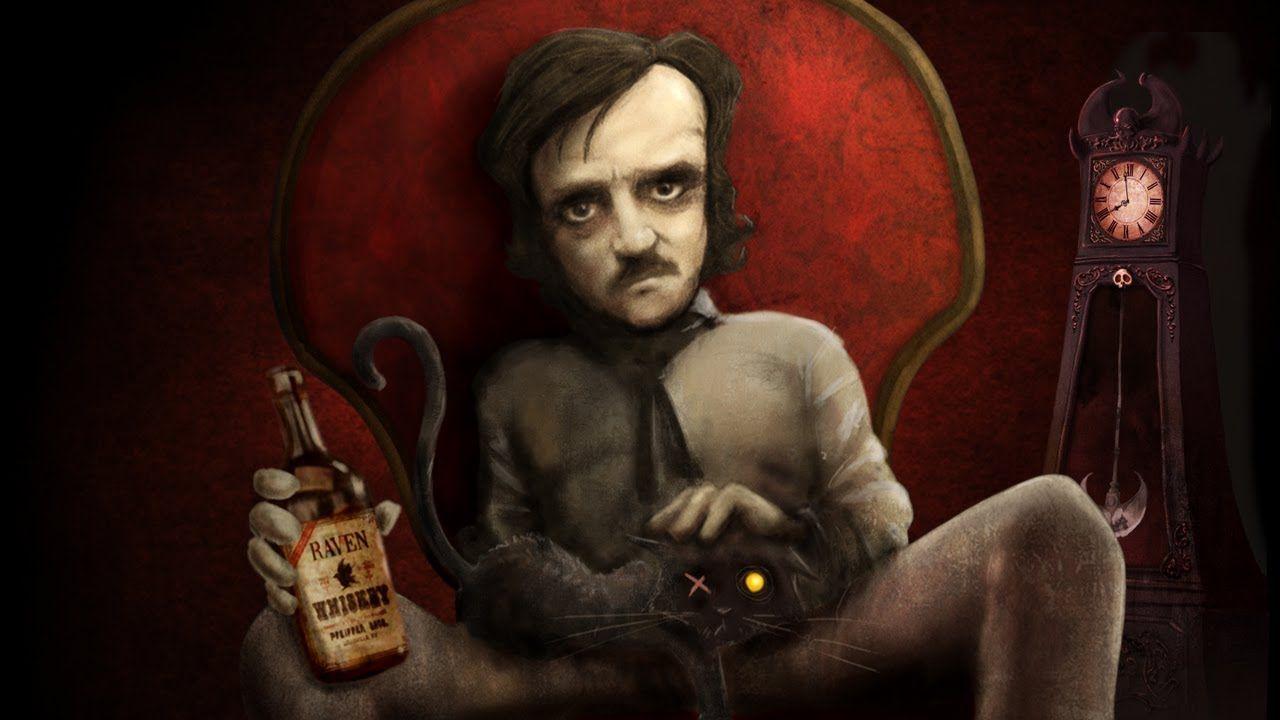 Dibujo Poe
