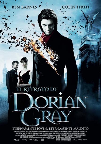 El retrato de Dorian Gray movie