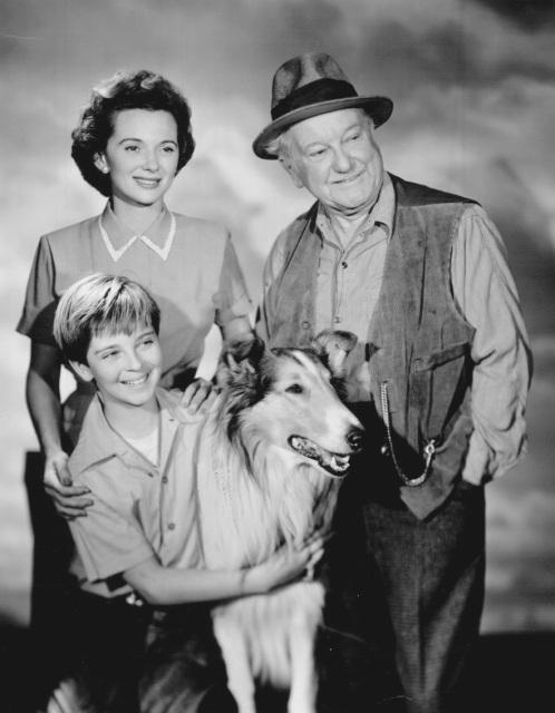 Lassie_cast_1955