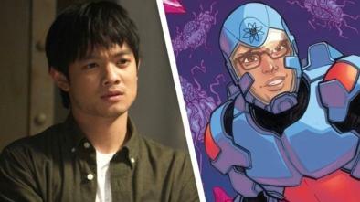 Legends Atom Ryan Choi