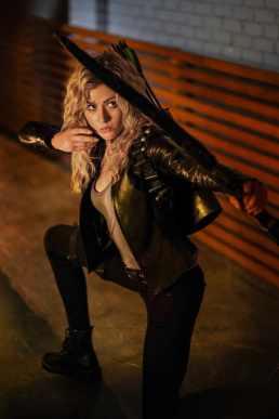 Mia Smoak Arrow