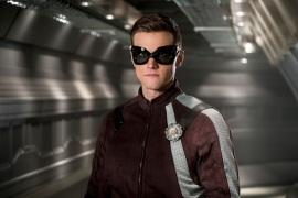 The Flash Elongated MAn