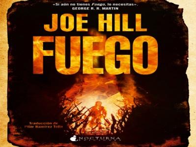 Joe Hill Fuego