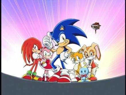 Sonic y team