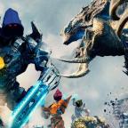 Kaijus o Monstruos gigantes
