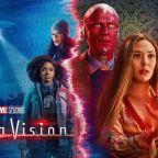 Wanda y Visión en Wandavisión